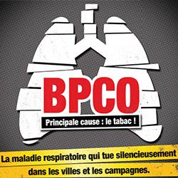 Journée mondiale contre les Broncho-Pneumopathies Chroniques Obstructives