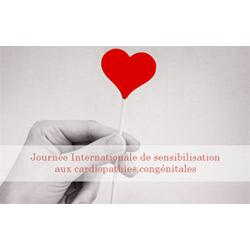 Journée internationale de sensibilisation aux cardiopathies congénitales